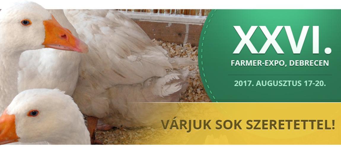 Kiállítói felhívás a FarmerExpo Hortico Kertészeti Szakkiállításra 50% kedvezménnyel!