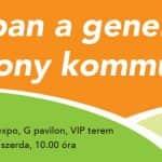MEGHÍVÓ XI. Agrármarketing és -média nap rendezvényre