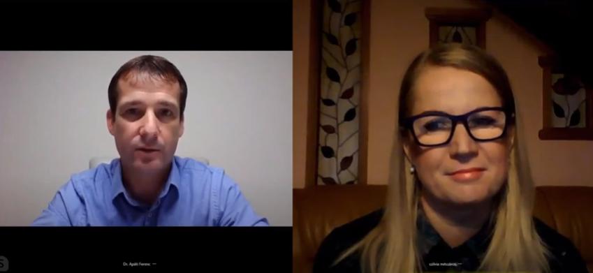 A Kurca TV interjúja dr. Apáti Ferenccel, a FruitVeB új elnökével