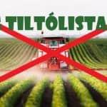 Megjelent az AKG programban nem használható növényvédőszerek listája